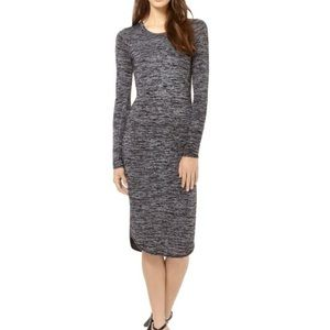 Aritzia Wilfred Free fitted dress